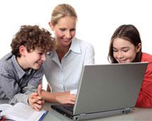 Посібник з безпеки дітей в Інтернеті