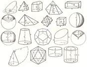 Малюнки до стереометричних задач