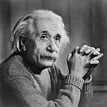 Альберт Ейнштейн — геній, символ науки і найвидатніший вчений XX століття