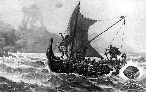 Одиссея Гомера
